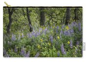 Spring Flowers In The Columbia Gorge Carry-all Pouch