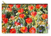 Spring Flowers No. 1 Carry-all Pouch
