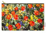 Spring Flowers No. 2 Carry-all Pouch