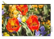 Spring Flowers No. 3 Carry-all Pouch