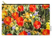 Spring Flowers No. 5 Carry-all Pouch