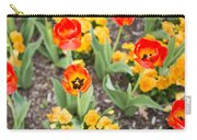 Spring Flowers No. 6 Carry-all Pouch