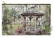 Spring Gazebo Painteffect Carry-all Pouch