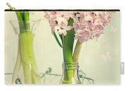 Spring Hyacinths Carry-all Pouch