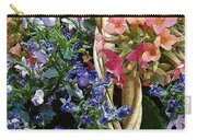 Spring In A Basket Carry-all Pouch