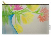 Spring In A Vase Carry-all Pouch