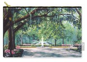 Spring In Forsythe Park Carry-all Pouch