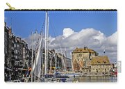 Spring In Honfleur Carry-all Pouch