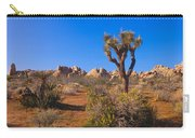 Spring In Joshua Tree National Park Carry-all Pouch