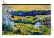 Spring In Matagne  Carry-all Pouch