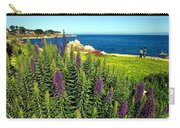 Spring In Pacific Grove Ca Two Carry-all Pouch