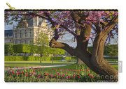 Spring In Paris Carry-all Pouch