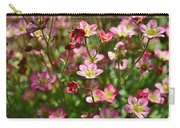 Spring In Pink Carry-all Pouch
