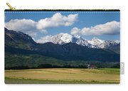 Spring In The Alps Carry-all Pouch