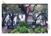 Spring In The Square Carry-all Pouch