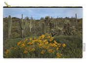 Spring In The Superstition Wilderness Carry-all Pouch