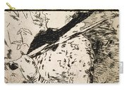 Spring   Jeanne Carry-all Pouch