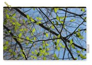 Spring Leaves 2 Carry-all Pouch