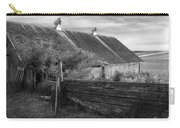 Spring Light - Black And White Carry-all Pouch