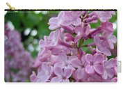 Spring Lilac Carry-all Pouch