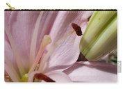 Spring Lily Pink Carry-all Pouch