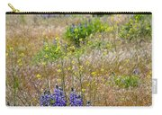 Spring Lupines And Cheatgrass Carry-all Pouch