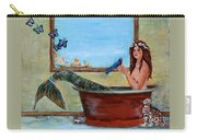 Spring Mermaid Carry-all Pouch