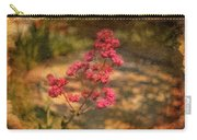 Spring Mignonette Flower Carry-all Pouch