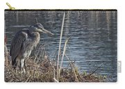 Spring Morning At The Marsh Carry-all Pouch