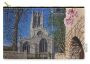 Spring Morning Brides Cottage Tickhill Yorkshire Carry-all Pouch