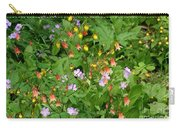 Spring On The Forest Floor Carry-all Pouch