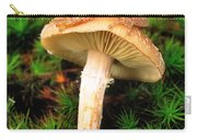 Spring Peeper On Mushroom Carry-all Pouch