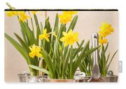 Spring Planting Carry-all Pouch by Amanda Elwell