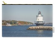 Spring Point Ledge Lighthouse On The Maine Coast Carry-all Pouch