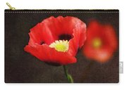 Spring Poppies Carry-all Pouch