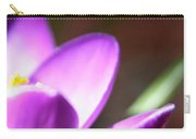 Spring Purple Carry-all Pouch