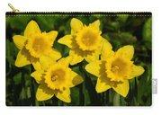 Spring Quartet Carry-all Pouch