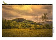 Spring Rain - White Mountains -maine Carry-all Pouch
