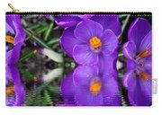 Spring Reflection Carry-all Pouch