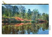 Spring Reflections Carry-all Pouch