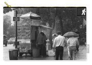 Spring Shower - Rainy Day In New York Carry-all Pouch