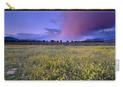Spring Storm At Andalucia Carry-all Pouch