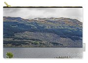 Spring Storm Over Loch Lomond Carry-all Pouch