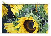 Spring Sunflowers Carry-all Pouch