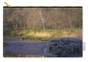 Spring Sunrise At Ring Bolt Rock Carry-all Pouch