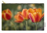 Spring Tulips Carry-all Pouch by Adam Romanowicz
