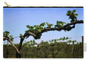 Spring Vineyard Carry-all Pouch by Michelle Calkins
