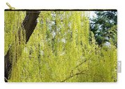 Spring Weeping Willow Carry-all Pouch