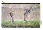 Spring Willows Carry-all Pouch