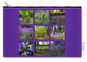 Spring Woodland Picture Window Carry-all Pouch